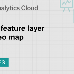 Image for Add a feature layer to a geo map
