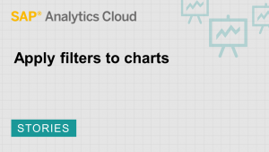 Image for Apply filters to charts