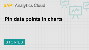 Image for Pin data points in charts