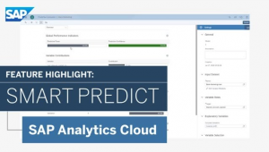 Image for Augmented Analytics Feature Highlight: Smart Predict